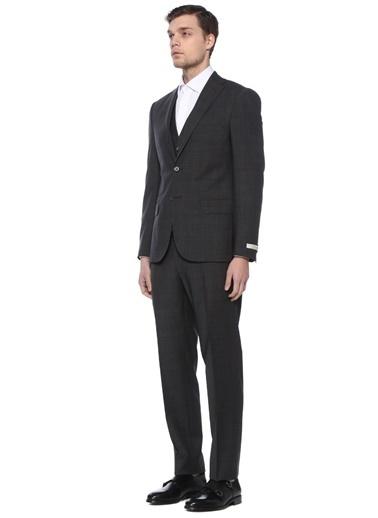 Beymen Collection Takım Elbise Füme